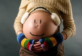 Communiquer avec un futur bébé