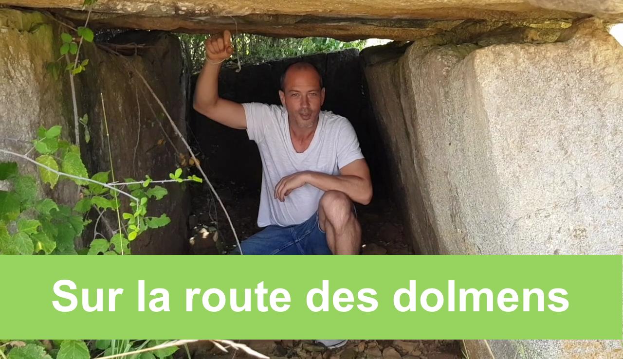 Sur la route des dolmens